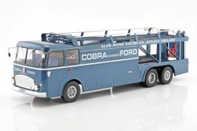 Bartoletti Renntransporter Cobra 1:18