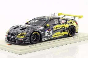 BMW M6 GT3 #VLN 2016 #Walkenhorst 1:43