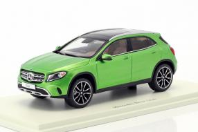 Mercedes-Benz GLA 2017 1:43