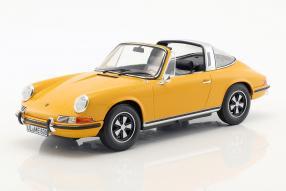 Modellautos Porsche 911 E Targa 1969 1:18