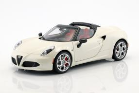 Alfa Romeo 4C 2015 1:18