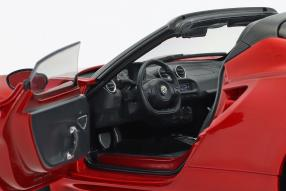 modelcars Alfa Romeo 4C 2015 1:18