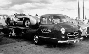 Das Blaue Wunder 1955