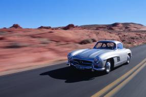 Mercedes-Benz 300 SL 1954 Gullwing Flügeltürer