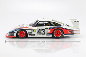 """2. Platz Supermodell des Jahres 2018: Porsche 935/78 """"Moby Dick"""" von CMR 1:12"""