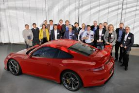 Die Wahl zum Modellfahrzeug des Jahres 2018