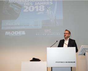 Frank Jung, Leiter Historisches Archiv Porsche