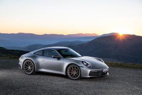 Neuer Porsche 911 2019 992