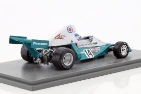 Miniatures Modellautos #Modellini BRM P201 1974 1:43