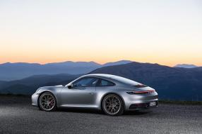 #Porsche911 Porsche 911 992 2019