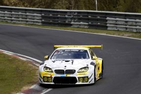 BMW M6 Walkenhorst Nürburgring 2017