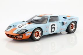 Ford GT40 #LeMans24 1969 1:12