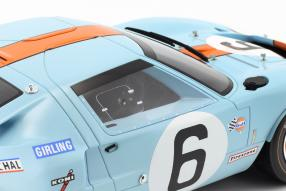 Miniatures Ford GT40 #LeMans24 1969 1:12