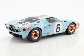 Modelcars Ford GT40 #LeMans24 1969 1:12