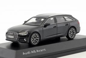 Audi A6 C8 Avant 2018 Modellautos 1:43