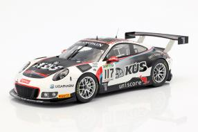 Porsche 911 KÜS Team75 Bernhard 2017 1:18