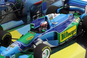 Michael Schumacher Benetton B 194 F1 1994 1:43