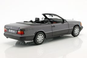 Modellautos Mercedes-Benz A 124 1990 1:18 Norev