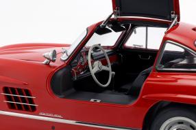 modelcars Mercedes-Benz 300 SL 1954 1:8