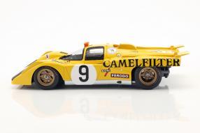 modellini miniatures Ferrari 512 M 1:18 1971