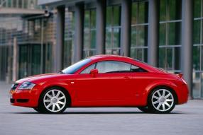Audi TT 8N / Foto: Audi AG mediaservices