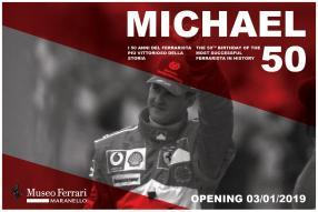 Michael 50 / Foto: Ferrari S.p.A.