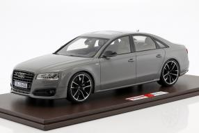 Audi S8 plus 2017 1:18