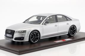#modellini #miniatures Audi S8 plus 2017 1:18