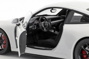 modellini miniatures Porsche 911 GT3 991 II 2017 1:18
