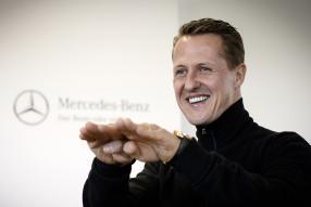 Michael Schumacher / Foto: Daimler AG 2013
