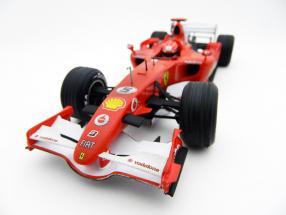 Michael Schumacher Ferrari 248 F1 2006 1:18