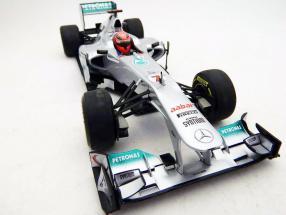 Mercedes-AMG GP W03 1:18