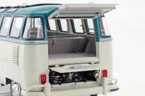 miniatures Volkswagen VW T1 Sambabus 1962 1:12