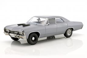 miniatures #modellini Chevrolet Impala 1967 1:18