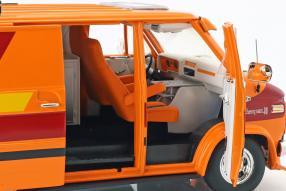 miniatures modellautos Chevrolet G-series Van 1976 1:18