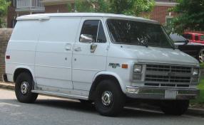 Chevrolet G-series Van 1976 G10 / Foto: Ifcar