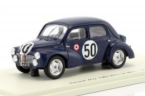 Renault 4CV LeMans 1951 1:43