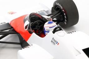 Modelcars Alain Prost McLaren MP4/2C 1985 1:18