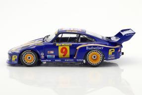 Modellautos miniatures Porsche 935 1979 1:18