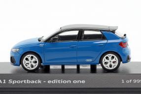 Modellautos miniatures Audi A1 2019 1:43