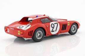 modelcars modellini Ferrari 250 GTO 64 1:18