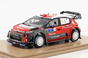 Citroën C3 WRC 1:43