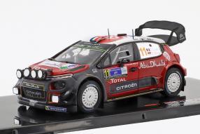modelcars Citroën C3 WRC 1:43