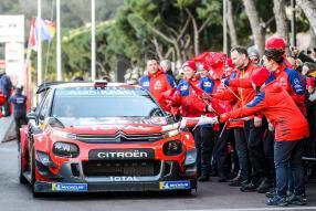 Citroën C3 WRC 1:43, Citroën Racing 2019