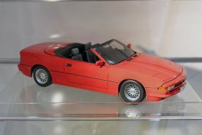 BMW 850i Cabriolet 1:18