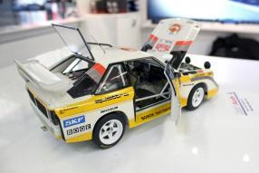 Autoart Neuheiten Audi S1 1986 Spielwarenmesse 2019 / Foto: ck-modelcars