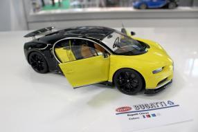 Bugatti Autoart Neuheiten Spielwarenmesse 2019 / Foto: ck-modelcars