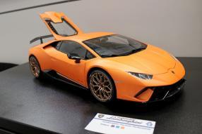Autoart Neuheiten Lamborghini Spielwarenmesse 2019 / Foto: ck-modelcars
