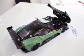 Autoart Neuheiten Aston Martin Spielwarenmesse 2019 / Foto: ck-modelcars