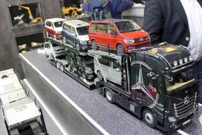NZG-Neuheiten Spielwarenmesse / Foto: ck-modelcars.de